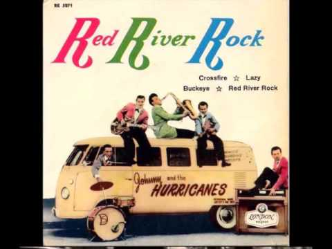 Rock Cha  -  Johnny & The Hurricanes
