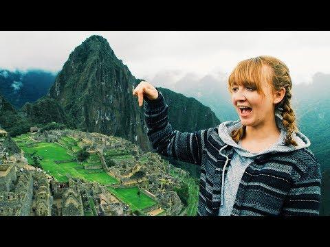 3:30 Uhr frühs in Peru: Auf zum Machu Picchu!