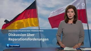 Streit über Reparationen: Bundesregierung weist Polens Forderungen zurück