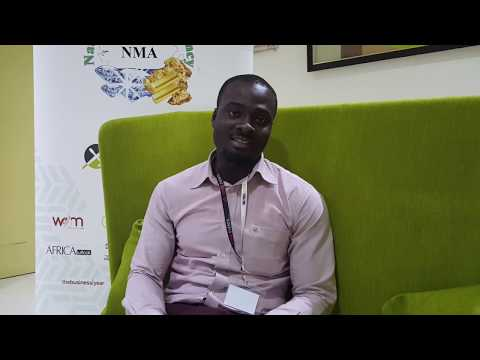Insights on mining with Shadrack Mensah, Mining Engineer, Ch