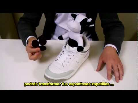 The Bigfoot Manual by sivasdescalzo. How to DIY limited editions sneakers.
