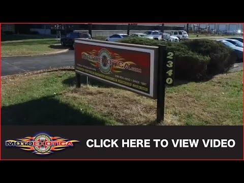 MotoeXotica Classic Cars | Trailer [2016]