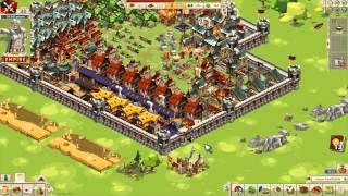 Часть 2.Начинаем играть в Goodgame Empire(карта,экономика)