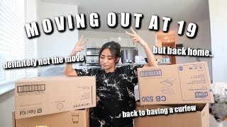 MOVING OUT AT 19 (part 1)