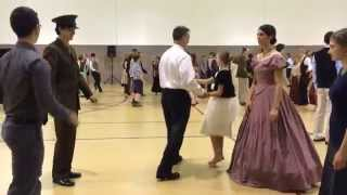 The Young Widow - English Country Dance Oct 11 2014