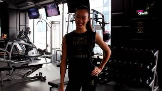 Tutorial | Top 5 Exercises by Jessy Chang IFBB Bikini Athlete