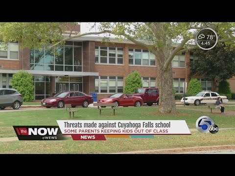 Gun violence threats made against Cuyahoga Falls High School after fight breaks out