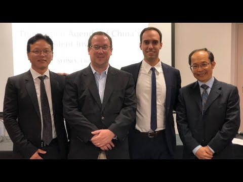 The Hidden Agenda of China's Silent Invasion: Panel Discussion in Sydney