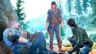 Days Gone Ep 23 No One Saw it Coming & Not Gonna Kill Anyone  Walkthrough PS4 PRO 4k