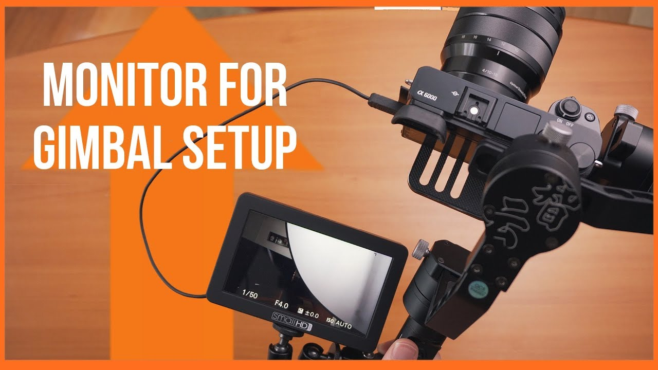 Zhiyun Crane Monitor Setup Youtube