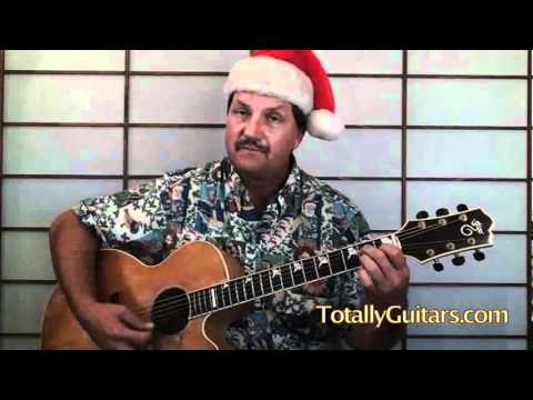 Silver Bells Sing Along - Free Guitar Lesson