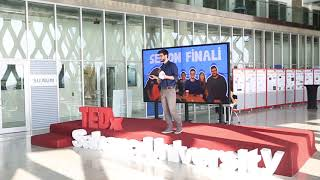 How Vlogging Led me to My Dreams | Burak Tatlıcı | TEDxSabanciUniversity