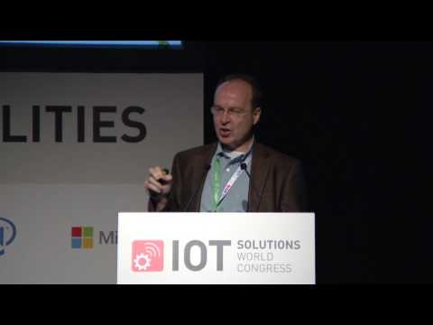 The Challenges, Successes and Opportunities for IoT in the Oil and Gas industry - Blaine Tookey,  BP