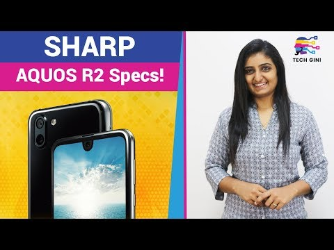 SHARP AQUOS R2 Official First Look | Sharp Aquos R2 Full Review, Specs, Camera, Price in India Hindi