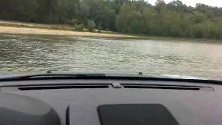 Freelander 2 off road  in deep water having problem olie presure sensor