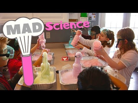 A Mad Science Party