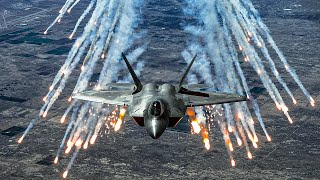 Bad Ass F-22 Raptor   Ace Combat  