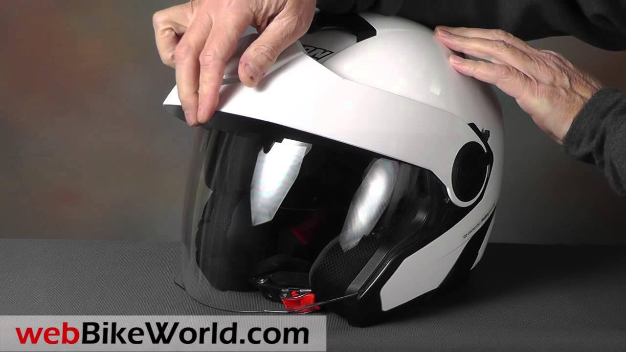 Nolan N40 Helmet Youtube