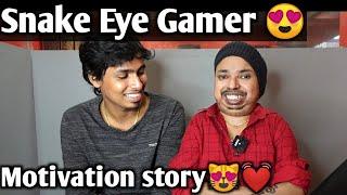 Snake Eye Gaming Tattoo | H2o Tattoo Studio | H2o Rajesh | Best Tattoo Studio in Chennai