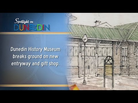 Dunedin History Museum Is Getting Better With Age!