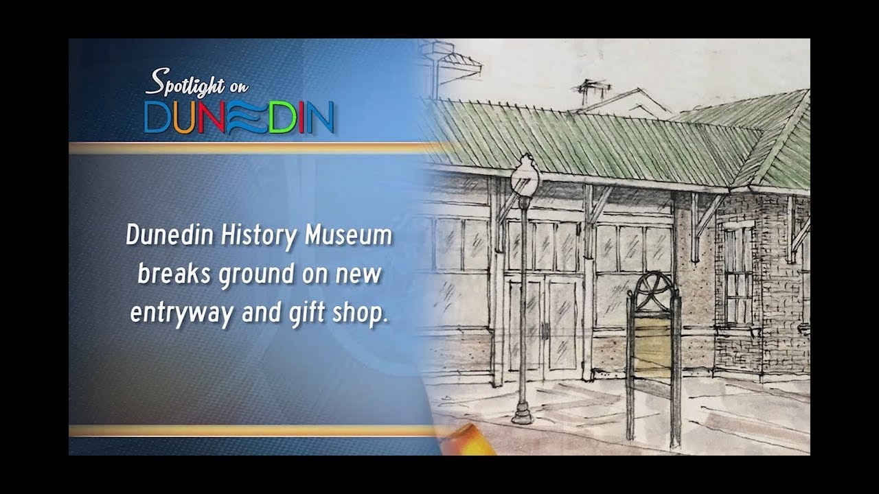 Dunedin History Museum is getting better with age! - YouTube