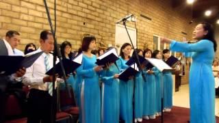 Câu Tạ Ơn - CĐLVTT Mừng Bổn Mạng 2012