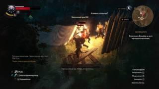 ведьмак 3: Дикая Охота люди - факелы