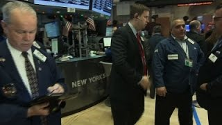 Stocks Hit 3-Month Low Over China Fears