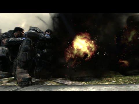 Gears Of War Episode 1 Coop Split Screen Play