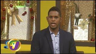 TVJ Smile Jamaica: Stuart Hylton - Debit & Credit Card Security - December 30 2019