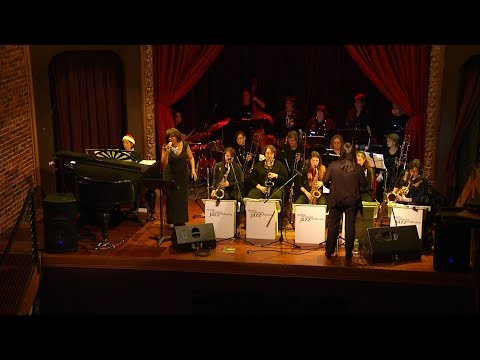 4Culture: Seattle Women's Jazz Orchestra presents 'Celebrate the Holidays'
