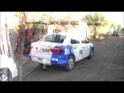 Golpe a Los Chavos: les secuestraron armas y marihuana