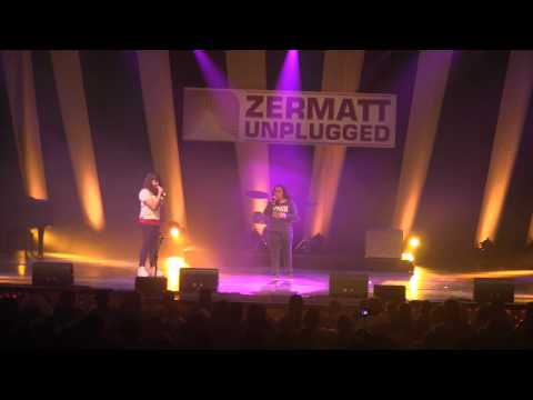 Zermatt Unplugged - Mini Playback Show