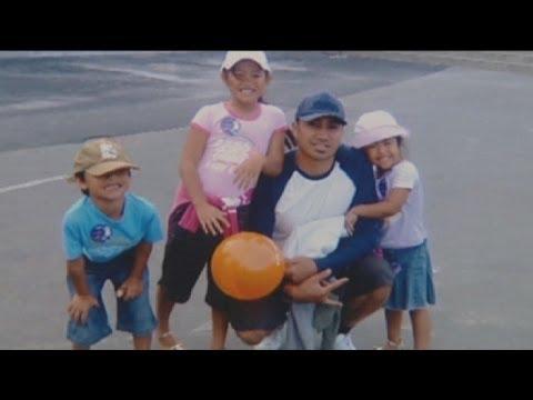 Slain officer leaves behind five children