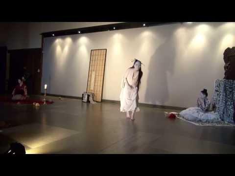 """Minazuki"" Butoh Performance with Live Koto Sound"