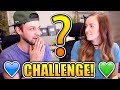 🤔 HOW WELL DO WE KNOW EACH OTHER 🤔 Couples Challenge w Ali Clare