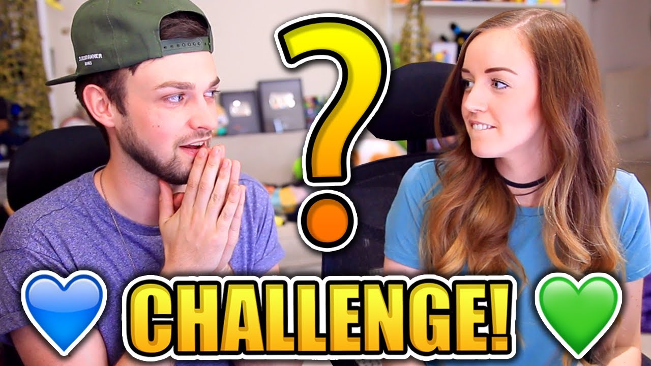 ???? HOW WELL DO WE KNOW EACH OTHER? ???? (Couples Challenge w/ Ali + Clare)