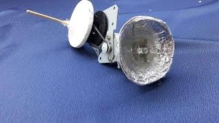 Dinamolu el feneri yapımı (how to make a dynamo hand light)