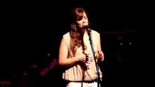 Rolling Stones - Wild Horses Cover - by Katie Quick 8.10.13