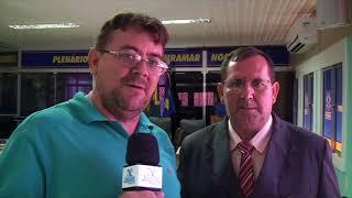 Vereador Zé de Fátima falou sobre o seu pedido de votos de pesar para o Professor José Maria
