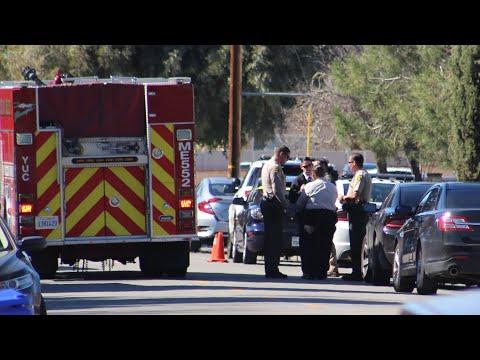 Homicide investigation in Yucaipa California