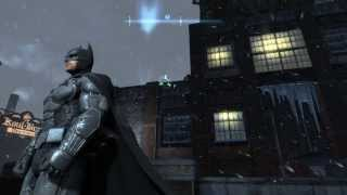 Batman: Arkham Origins - Open World Gameplay