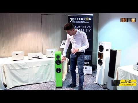 Pylon Audio Diamond 25 (Salon Haute-Fidélité Paris 2017)
