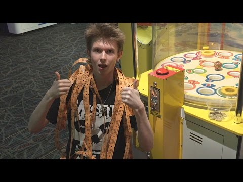 BEST ARCADE GAME JACKPOT EVER! - Arcade Adventures