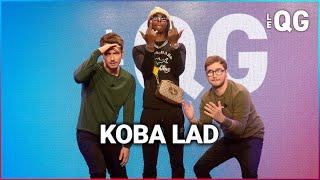LE QG 46 - LABEEU & GUILLAUME PLEY avec KOBA LAD