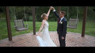 Steven & Lindsey Barry Wedding Trailer