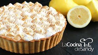 LEMON PIE y Secretos del Merengue Receta Casera de Tarta de Limon postres faciles y rapidos
