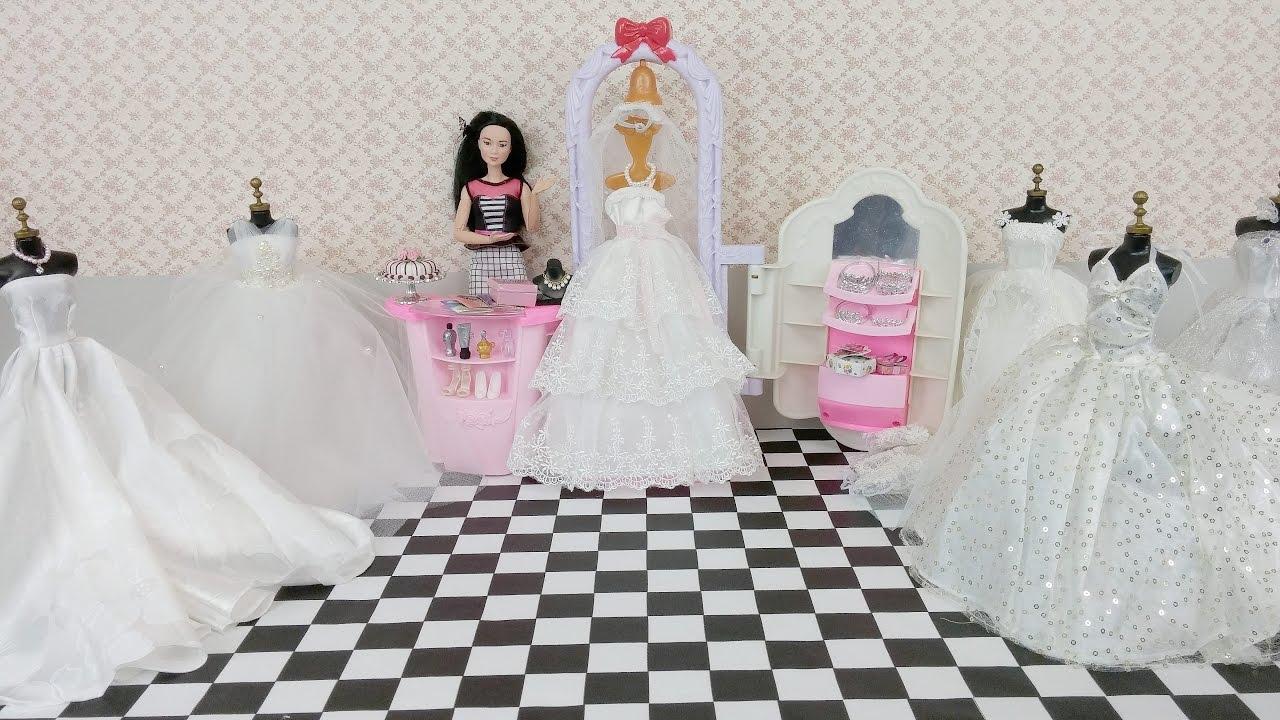Frozen Elsa Barbie Wedding Dress Lovely Bridal Shopvestido De Noiva De Barbie Elsa