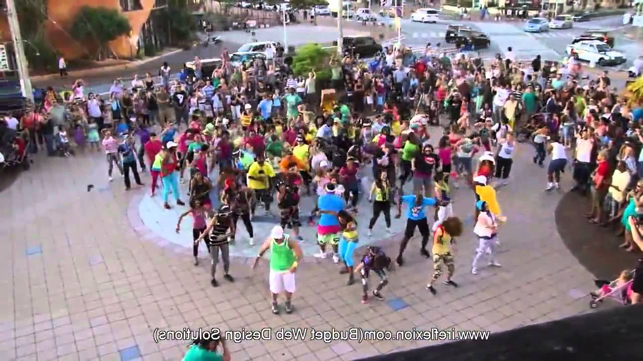 Do You Shuffle to Party Rock Anthem by LMFAO