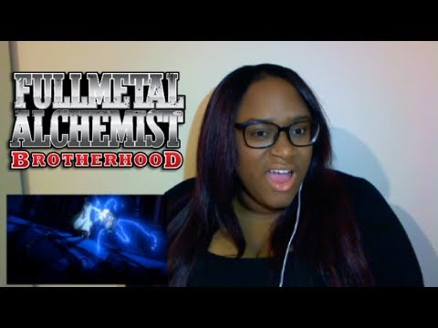 Fullmetal Alchemist: Brotherhood Ep #28 | REACTION